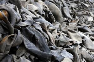 Binnenbanden prepareert VS Rubber Recycling voor hergebruik.